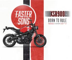 Yamaha XSR900 à partir de 53 € par mois